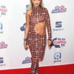 Rita Ora Attends 2019 Capital's Jingle Bell Ball at The O2 Arena in London