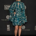 Amy Smart Attends The Art of Elysium's 13th Annual Celebration at Hollywood Palladium in LA