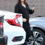 Jenna Dewan in a Gray Hat Was Seen Out in Beverly Hills