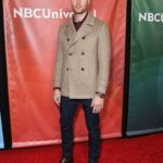 Justin Hartley Attends NBC Universal TCA Winter Press Tour in Los Angeles