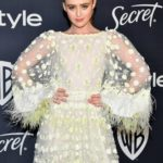 Kathryn Newton Attends the 21st Annual Warner Bros and InStyle Golden Globe After Party in Beverly Hills