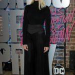 Margot Robbie Attends Harley Quinn's Pop Up Roller Disco in London