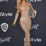 Paris Hilton Attends the 21st Annual Warner Bros and InStyle Golden Globe After Party in Beverly Hills
