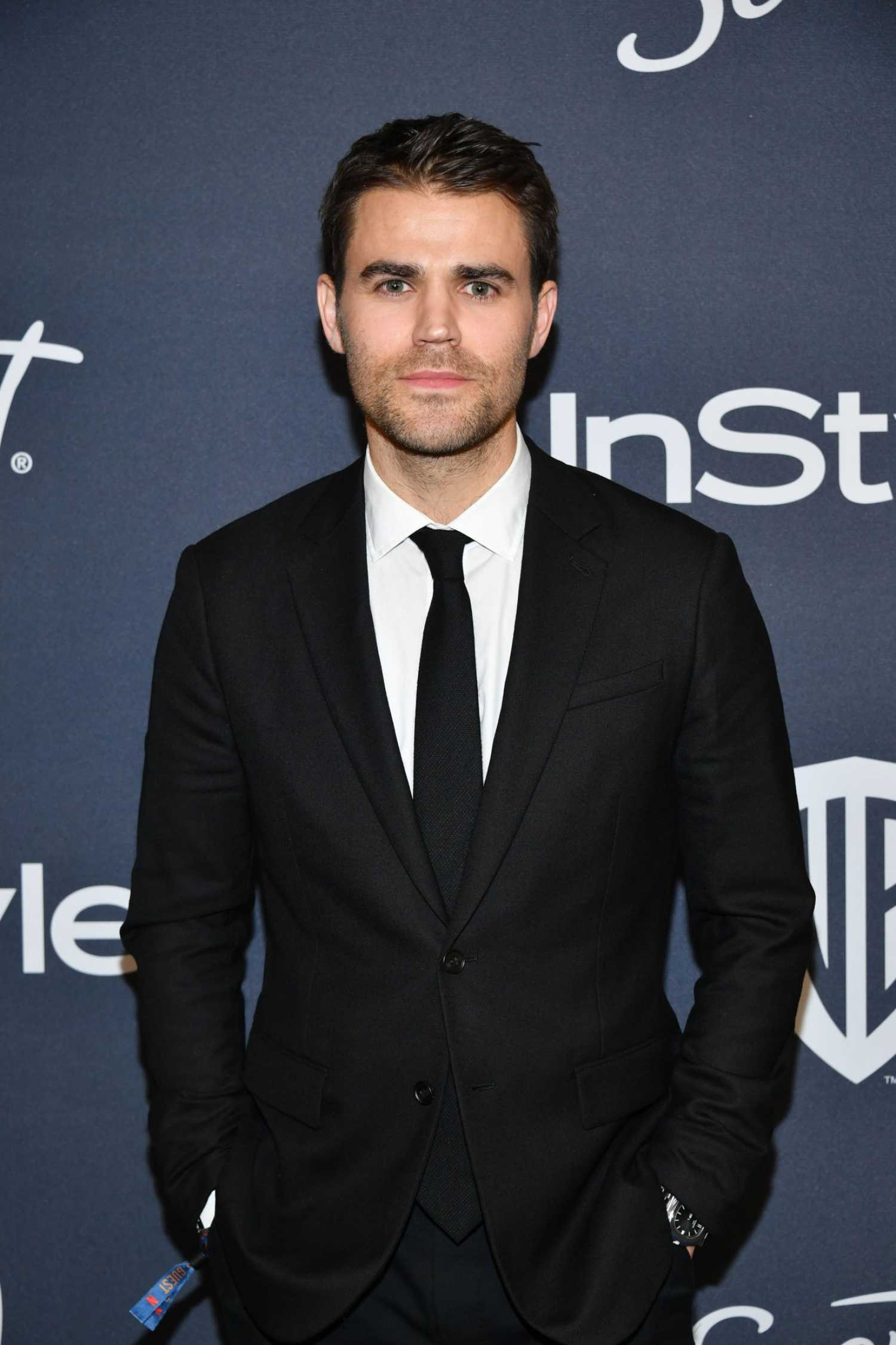 Paul Wesley Attends th...