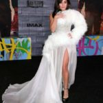Vanessa Hudgens Attends the Bad Boys for Life Premiere in Hollywood