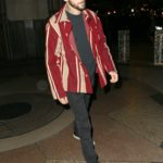 Zayn Malik Arrives at Eleven Madison Park with Gigi Hadid to Celebrate His 27th Birthday in New York