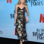 Anne Winters Attends All the Bright Places Premiere in Hollywood