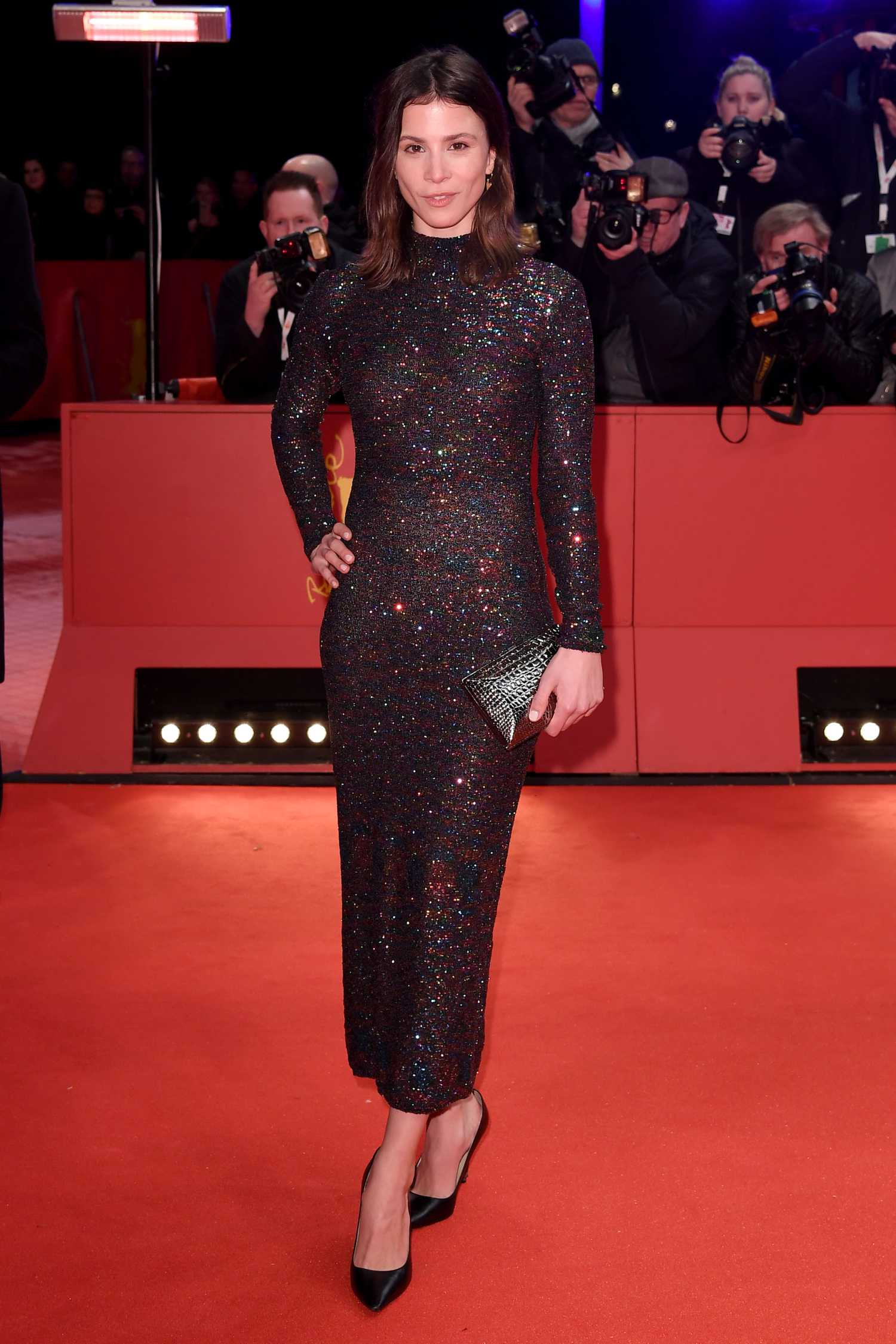 Aylin Tezel Attends the 70th Berlinale Opening Night in