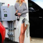 Hilary Duff Lost in Thought After Yoga Session in Beverly Hills