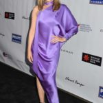 Kylie Minogue Arrives at AAA Arts Awards Gala to support Australian Bushfire Relief New York