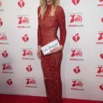 Nicky Hilton Attends the American Red Heart Association's Go Red for Women Red Dress Collection in New York