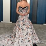 Sydney Sweeney Attends the 92nd Academy Awards Vanity Fair Oscar Party in Beverly Hills