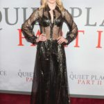 Katherine McNamara Attends A Quiet Place Part 2 Premiere in New York
