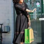 Rumer Willis Goes Shopping at Healthy Spot Pet Supply in Los Angeles