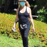 Goldie Hawn in a Face Mask Was Seen Out in Brentwood