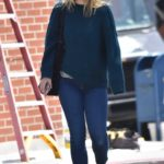 Olivia Wilde in a Black Face Mask Was Seen Out in Los Angeles
