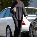 Whitney Port in a Black Track Pants Was Seen Out in Los Angeles