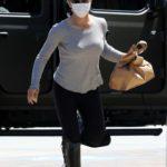 Jillian Michaels in a Face Mask Was Seen Out in Malibu