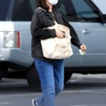 Rooney Mara in a Converse Trainers Makes a Visit to Her Doctor in Los Angeles