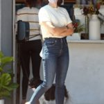 Lucy Hale in a White Tee Was Spotted Out in Los Angeles