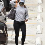 Jennifer Garner in a Gray Cap Was Seen Out in Pacific Palisades