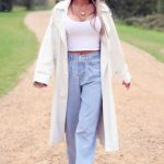 Chloe Sims on the Set of The Only Way is Essex TV Show in Essex
