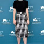 Vanessa Kirby Attends The World to Come Photocall During the 77th Venice International Film Festival in Venice