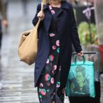 Kate Garraway in a Protective Mask Was Seen Out in London