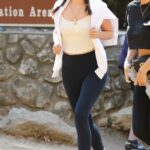 Ana De Armas in a Blue Cap Was Seen During a Hike in Hollywood