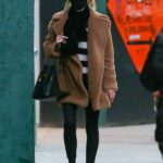 Nicky Hilton in a Black Cap Was Seen Out in New York