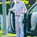 Amanda Kloots in a Pink Sweatsuit Was Seen Out in Los Angeles