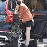 Whitney Port in a Black Protective Mask Was Seen Out in Studio City