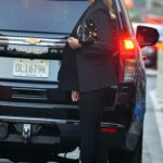 Karlie Kloss in a Black Blazer Was Seen Out in New York