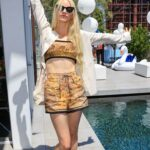 Anya Taylor-Joy Attends Rita Ora's Prospero Tequila 4th of July Barbecue Party in Los Angeles