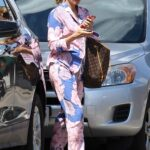 Diane Kruger in a Floral Suit Was Seen Out in East Greenwich