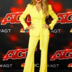 Heidi Klum Attends America's Got Talent Season 16 at Dolby Theatre in Hollywood