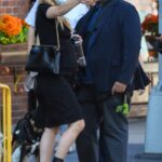 Jennifer Lawrence in a Black Dress Was Seen Out in New York