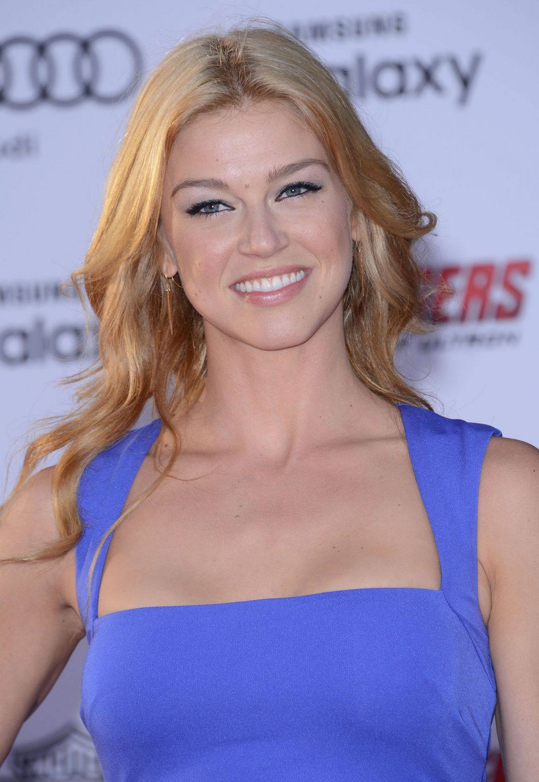 Adrianne Palicki At Avengers: Age Of Ultron Los Angeles Premiere-2