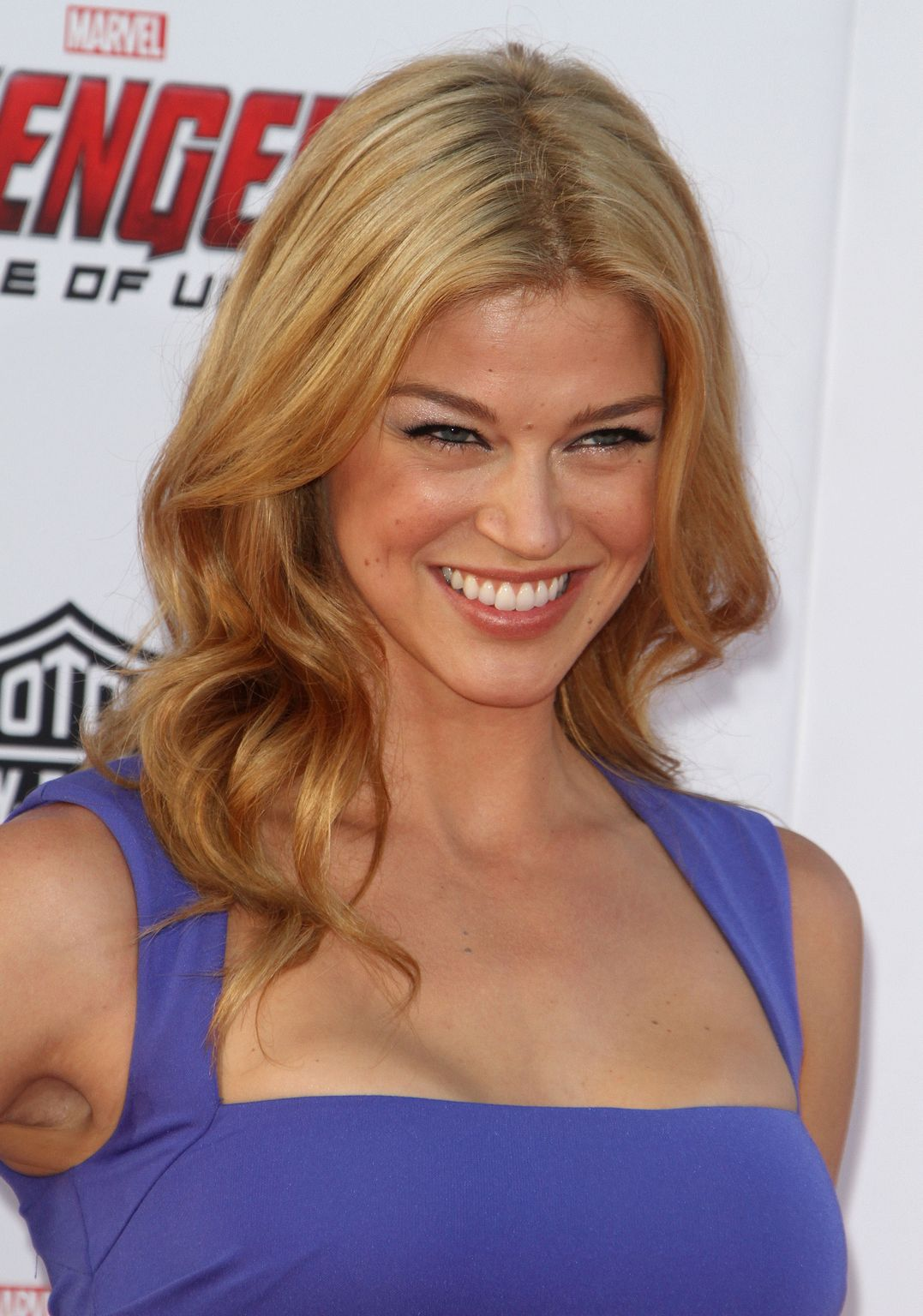 Adrianne Palicki At Avengers: Age Of Ultron Los Angeles Premiere-4