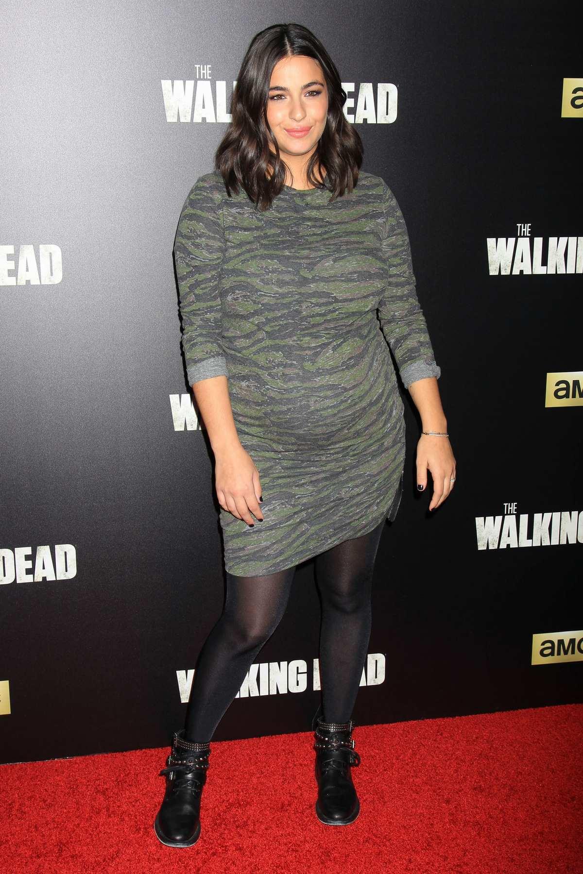 Alanna Masterson Actor | TV Guide