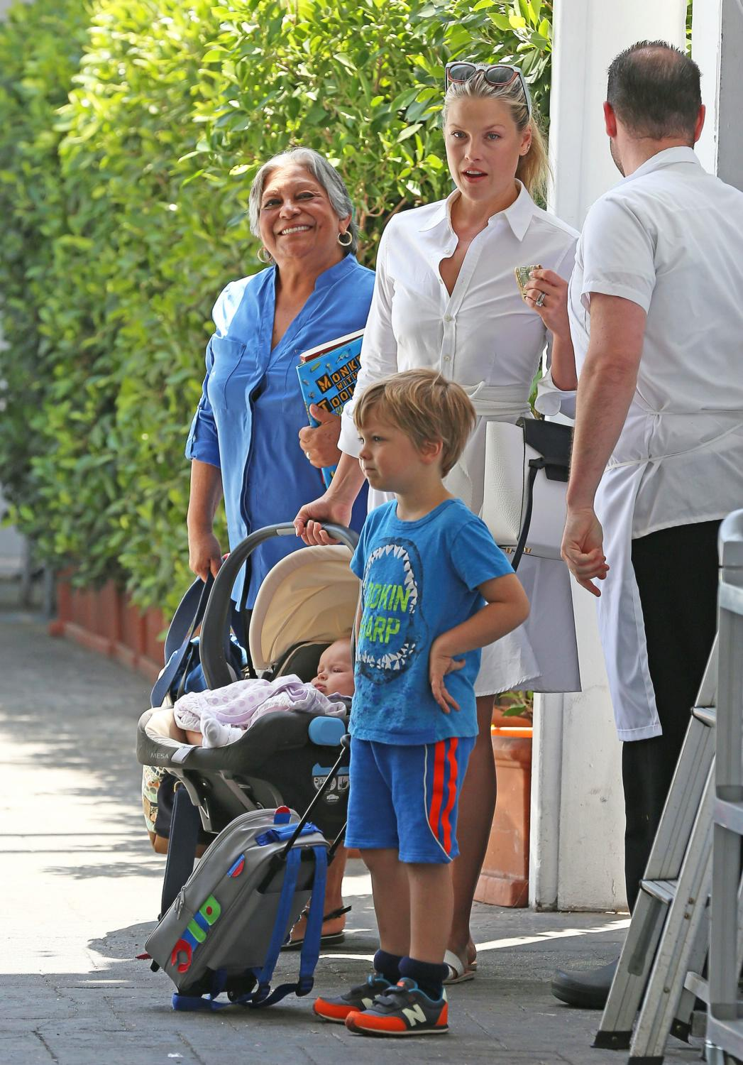 Ali Larter Spotted Out With Family-1