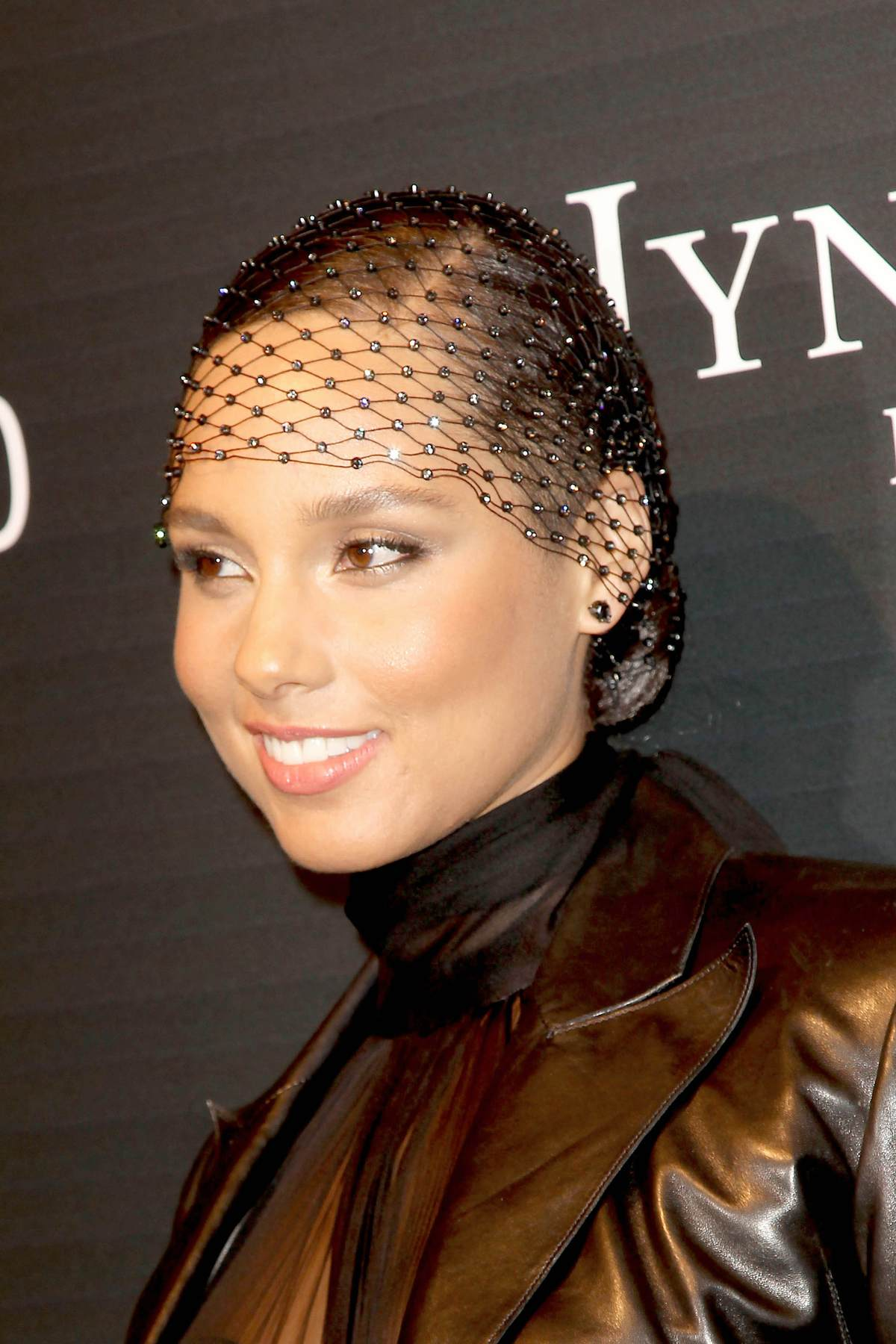 Alicia Keys Wears Sheer Outfit To Annual Black Ball-3