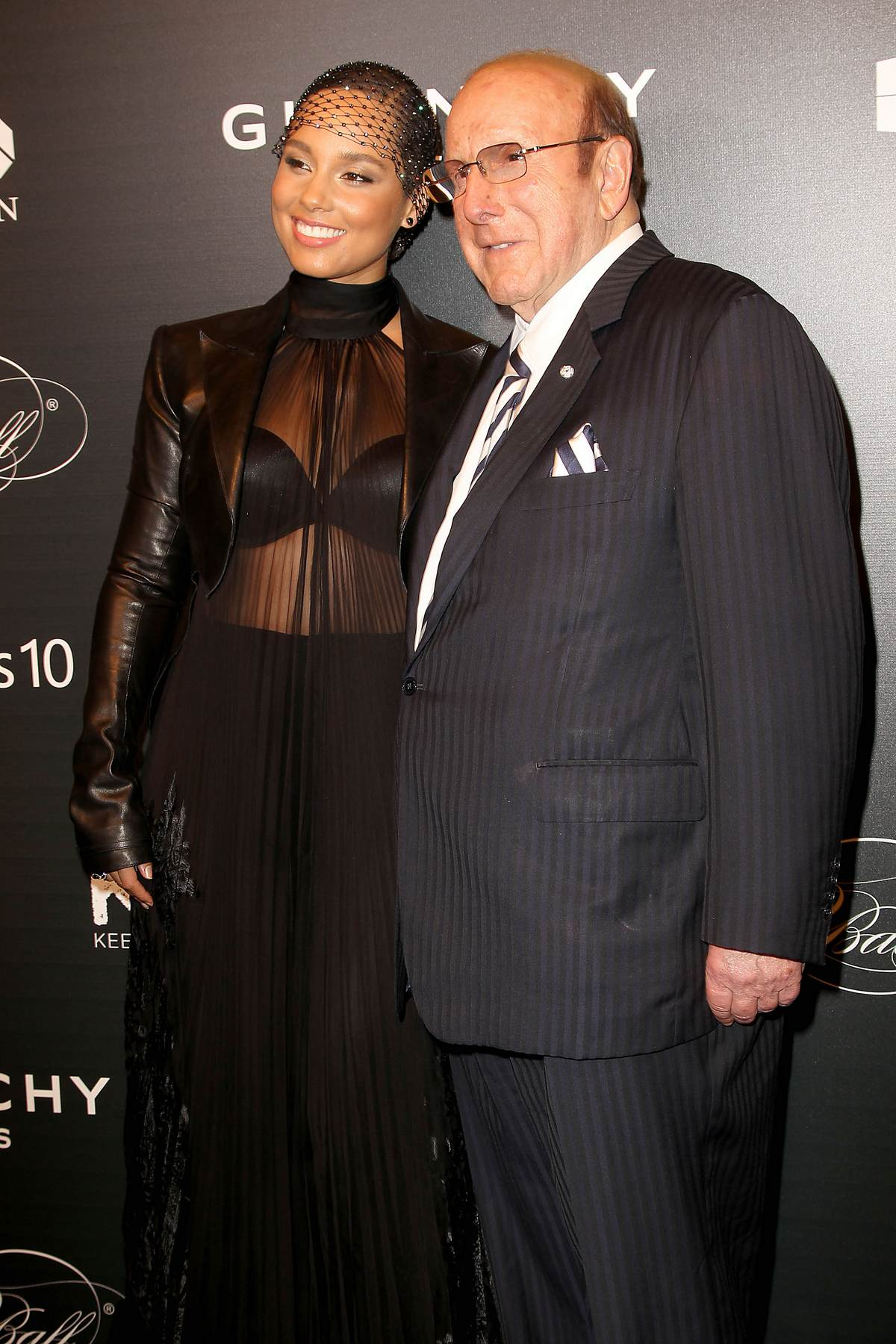 Alicia Keys Wears Sheer Outfit To Annual Black Ball-4