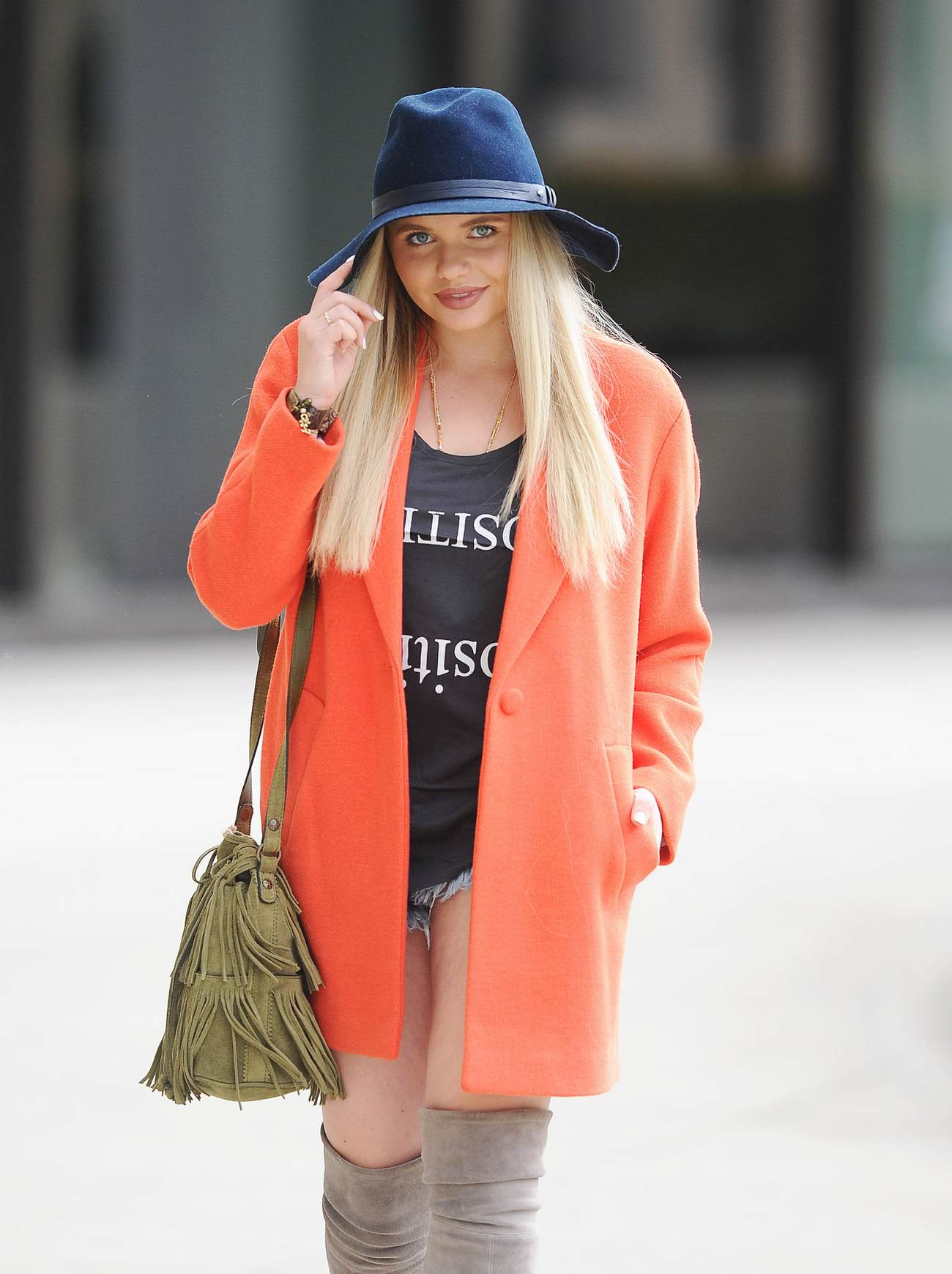 Alli Simpson Out in Los Angeles-3