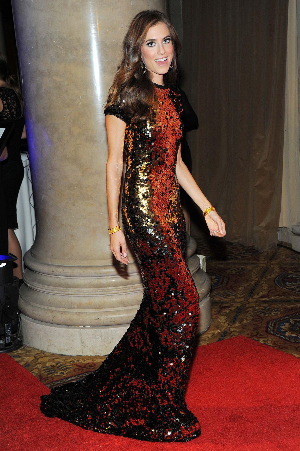 Allison Williams at Night of Stars Gala-1
