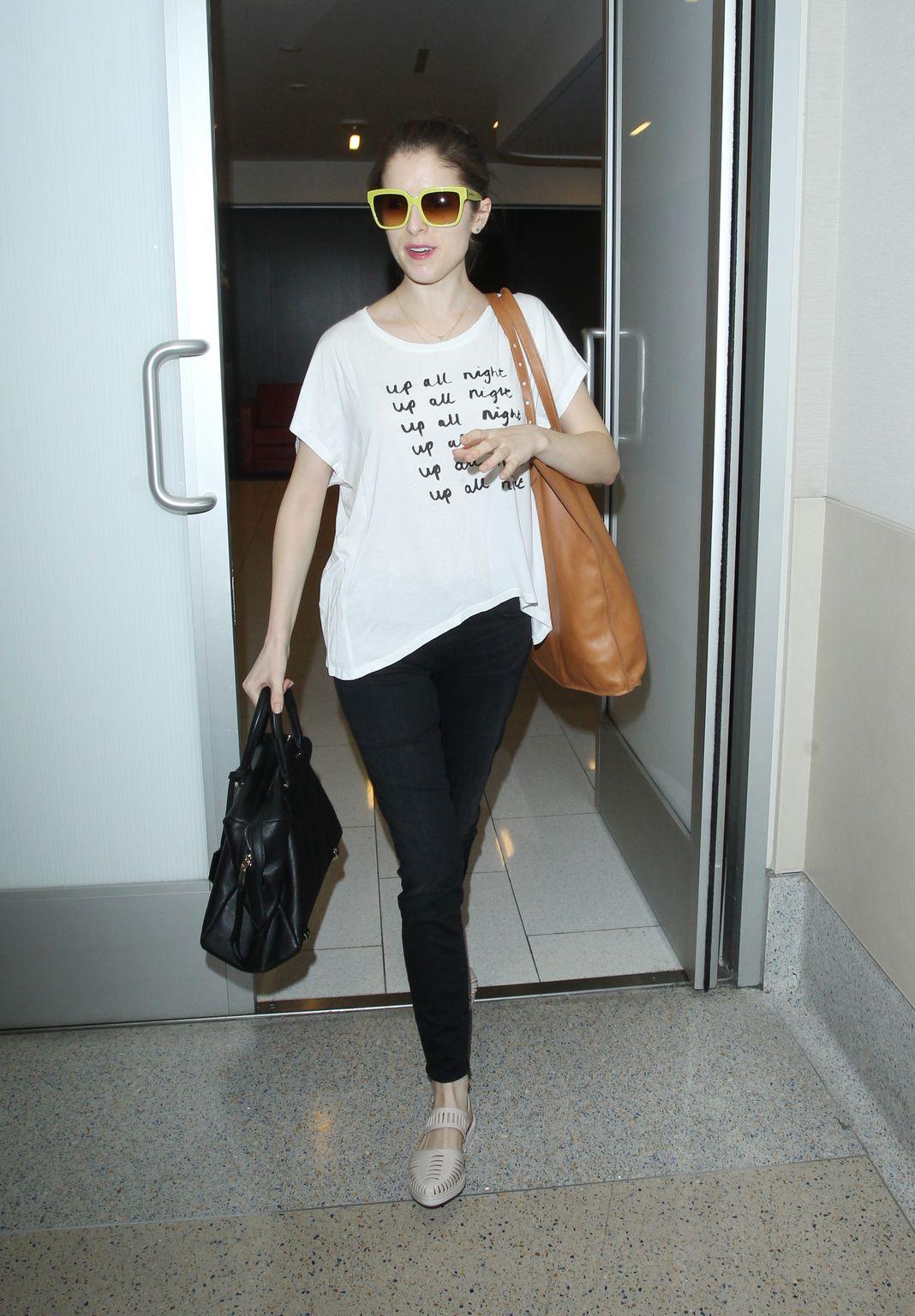 Anna Kendrick at LAX Airport-3