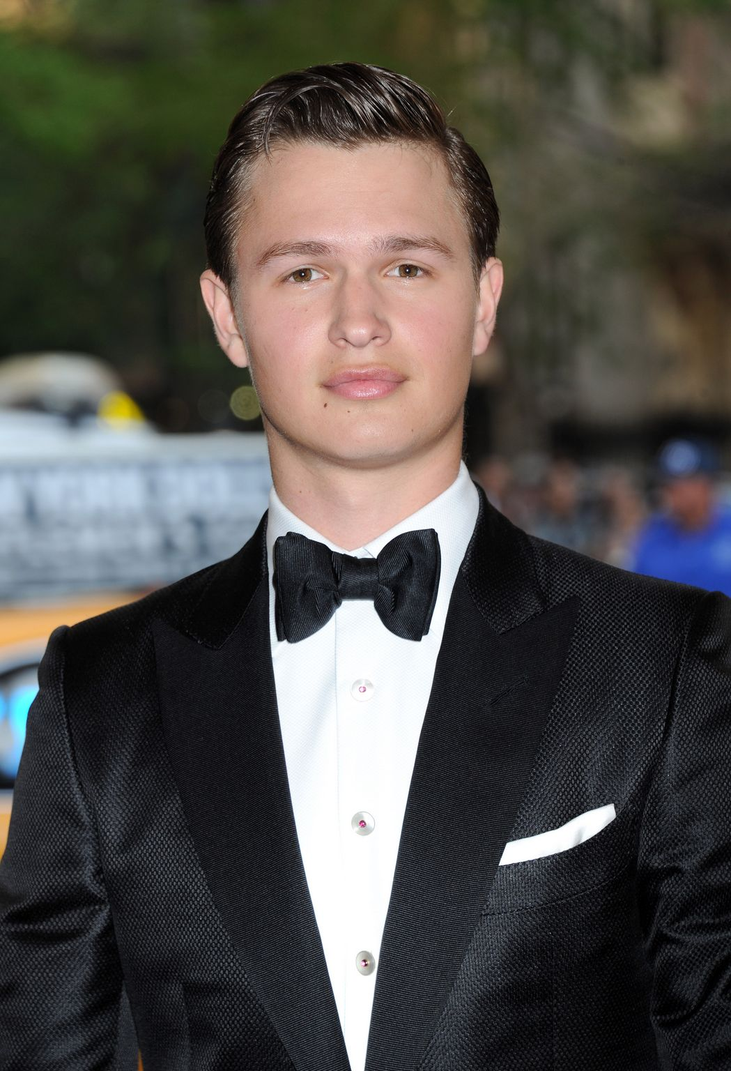 Ansel Elgort attendse China: Through The Looking Glass Costume Institute Benefit Gala ate Metropolitan Museum of Art on , in New York City.-2