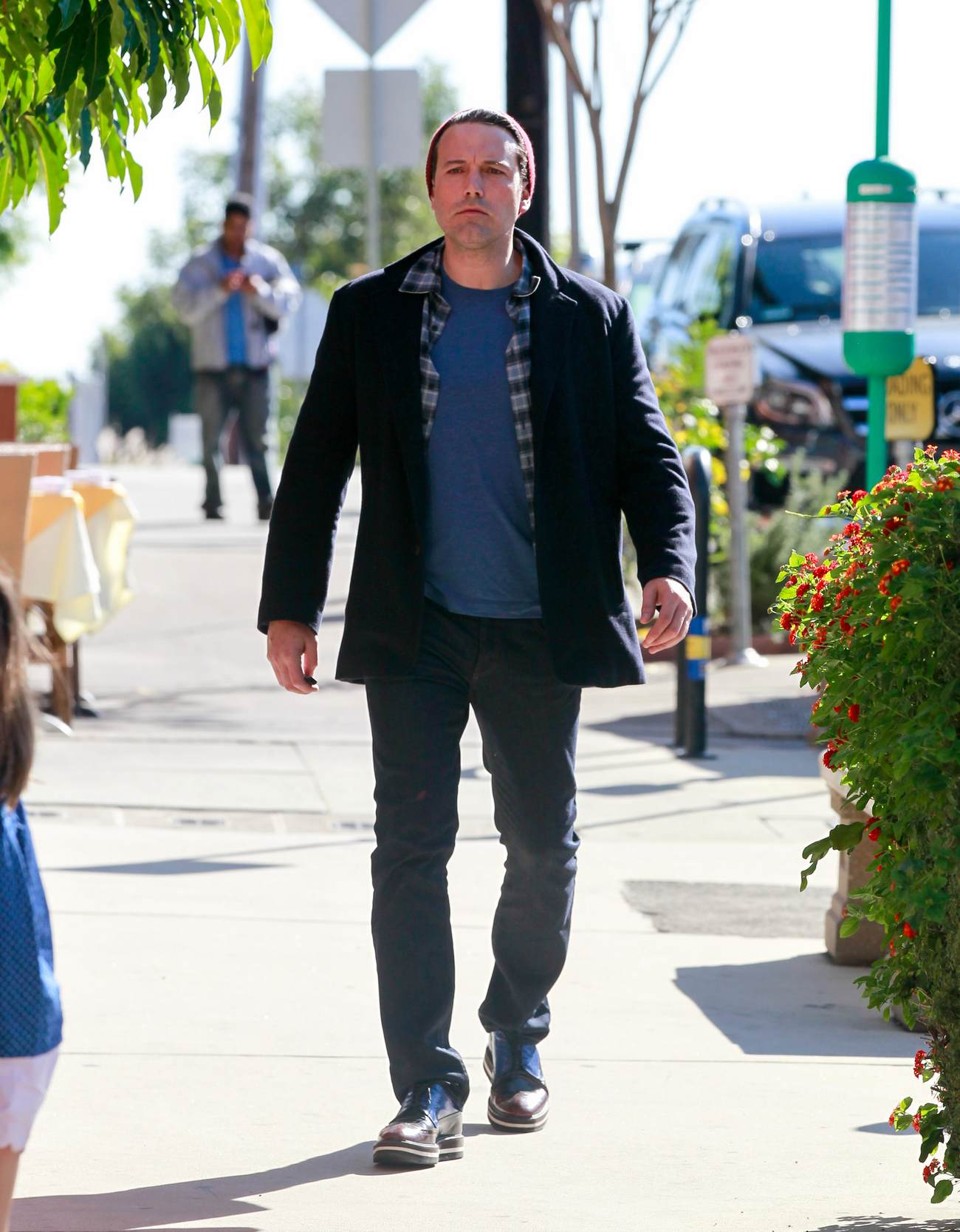 Ben Affleck and Jennifer Garner Bring Their Children To Shop For Toys in LA-1