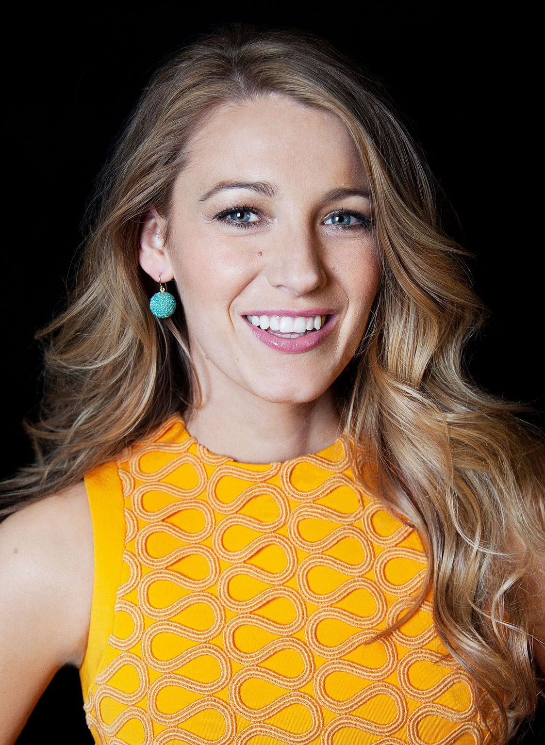 Blake Lively Shoots For Los Angeles Times-1