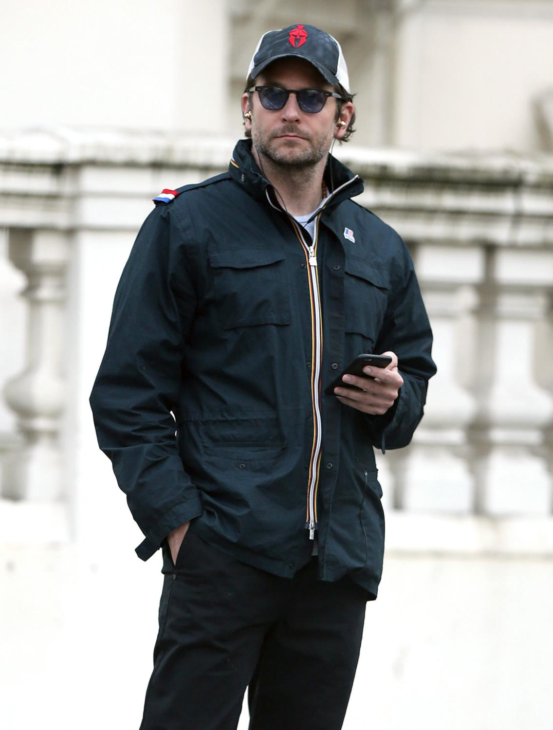 Bradley Cooper Spotted Out and About in London-2